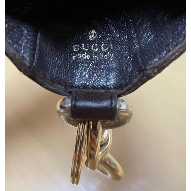 Gucci(グッチ)のGUCCI  GGロゴCAPキーリング メンズのファッション小物(キーホルダー)の商品写真