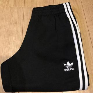 adidas - [美品] adidas(アディダス) トラックパンツ ブラック Mサイズ