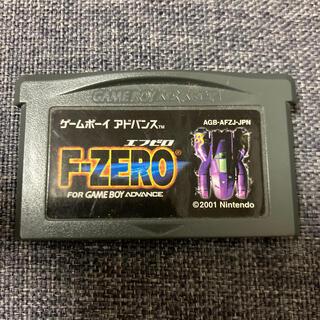 ゲームボーイアドバンス - エフゼロ F-ZERO GBA ゲームボーイアドバンス