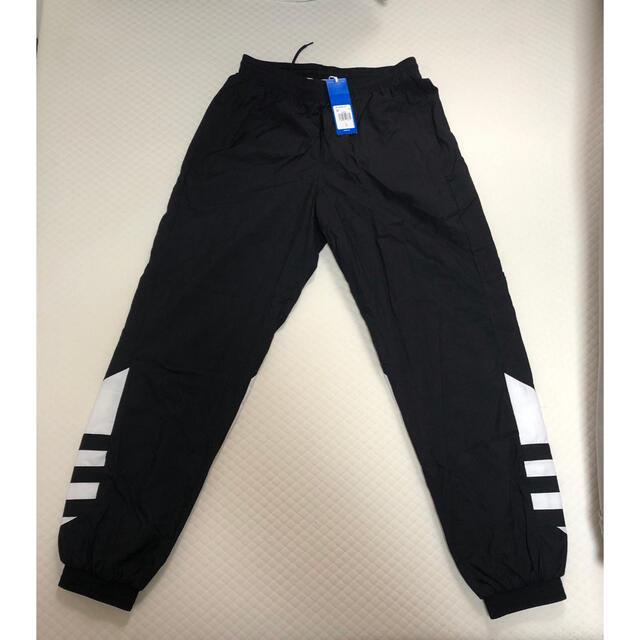 adidas(アディダス)の特価 BUYMA 正規物 ビッグトレフォイル 黒 上下 セットアップ メンズのジャケット/アウター(ナイロンジャケット)の商品写真