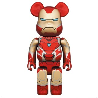 BE@RBRICK IRON MAN MARK 85 1000%(その他)
