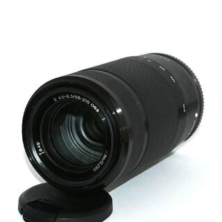 SONY - 【SONY】望遠レンズ!E55-210mm OSS