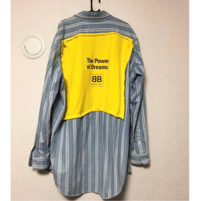 Balenciaga(バレンシアガ)のbalenciaga デニム シャツ メンズのトップス(シャツ)の商品写真