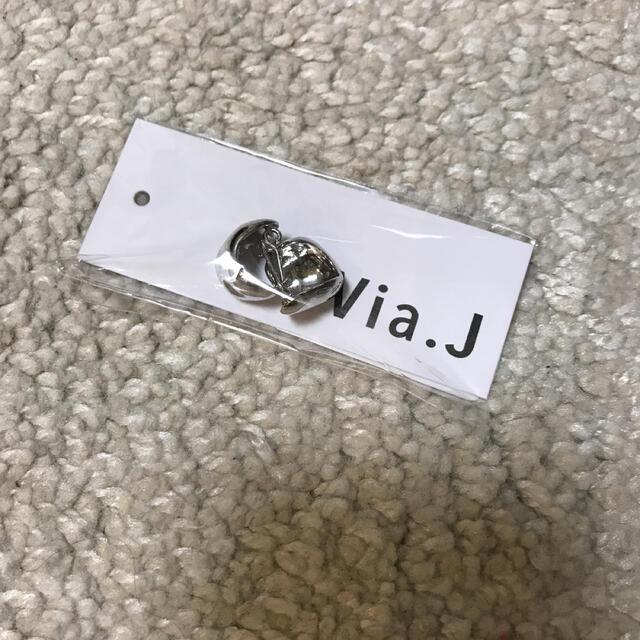 TODAYFUL(トゥデイフル)の新品 Viaj(ヴィアジェイ)ニュアンスウェーブピアスCANAL JFAN レディースのアクセサリー(ピアス)の商品写真