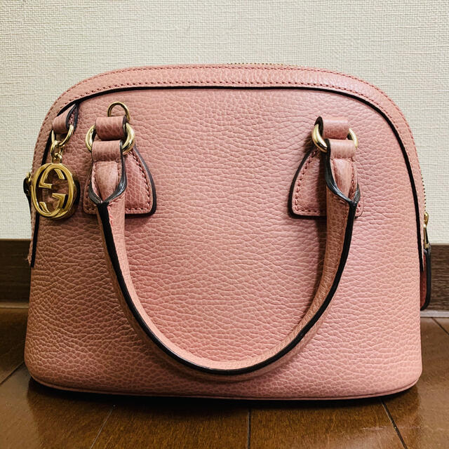 Gucci(グッチ)のGUCCI ハンドバッグ ショルダーバック レディースのバッグ(ショルダーバッグ)の商品写真