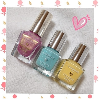 CANMAKE - CANMAKE   カラフルネイルズ 🎀  N31・67・68 【3個】