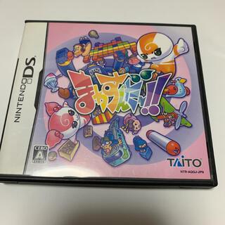 タイトー(TAITO)のまわすんだ〜!! ds ニンテンドー DS(携帯用ゲームソフト)