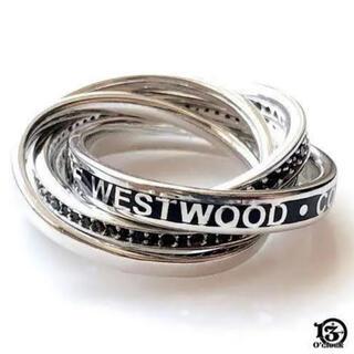 Vivienne Westwood - vivienne westwood 5連リング ダスティンリング