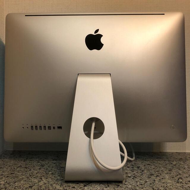 Mac (Apple)(マック)のiMac(21.5-inch,Mid 2010) スマホ/家電/カメラのPC/タブレット(デスクトップ型PC)の商品写真
