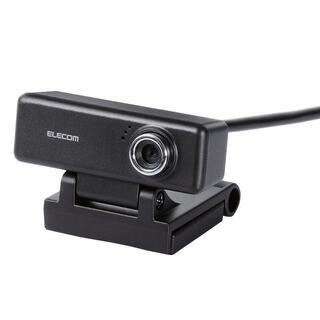 WEBカメラ マイク内蔵 200万画素 高精細ガラスレンズ  R5111