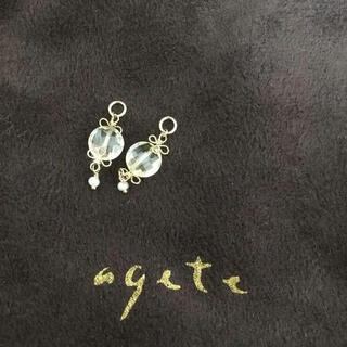 agete - agete ピアスチャーム