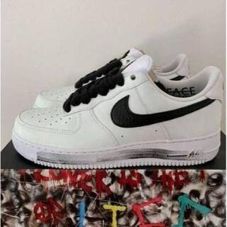 NIKE - PEACEMINUSONE x Nike Air Force 1