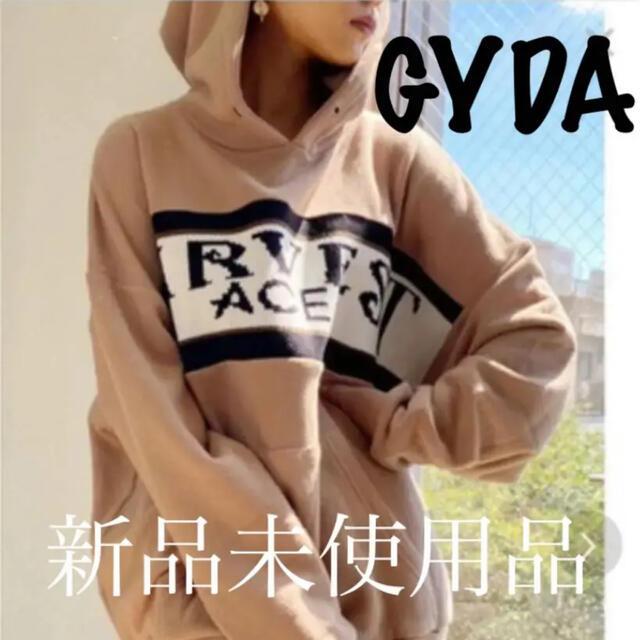 GYDA(ジェイダ)のGYDA パーカー レディースのトップス(パーカー)の商品写真