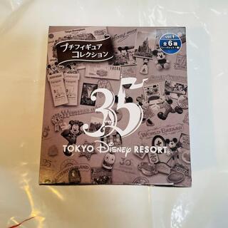 【新品未開封】ディズニー35周年フィギュアコレクション(キャラクターグッズ)