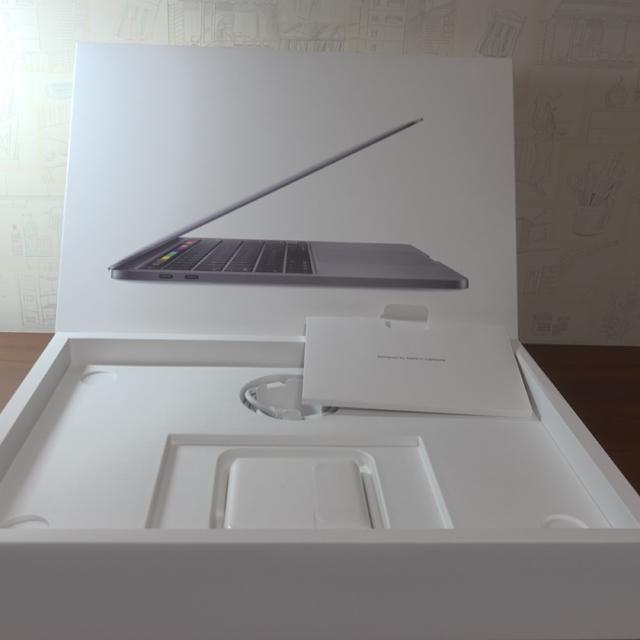 Mac (Apple)(マック)のMacBook Pro2020  32gb 1T i5 スマホ/家電/カメラのPC/タブレット(ノートPC)の商品写真