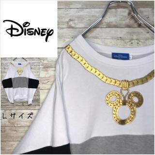 ディズニー(Disney)のディズニー Disney スウェット ミッキープリント(トレーナー/スウェット)