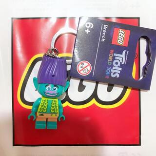 レゴ(Lego)のLEGO トロールズ ブランチ キーホルダー キーリング Trolls(キーホルダー)