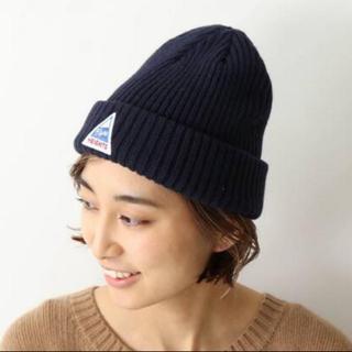 ドゥーズィエムクラス(DEUXIEME CLASSE)の新品 タグ付き ケープハイツ CAPE HEIGHTS ニットキャップ(ニット帽/ビーニー)