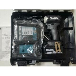 マキタ(Makita)のマキタ 18V 6.0Ah インパクトドライバー TD171DRGX 電池1個(その他)