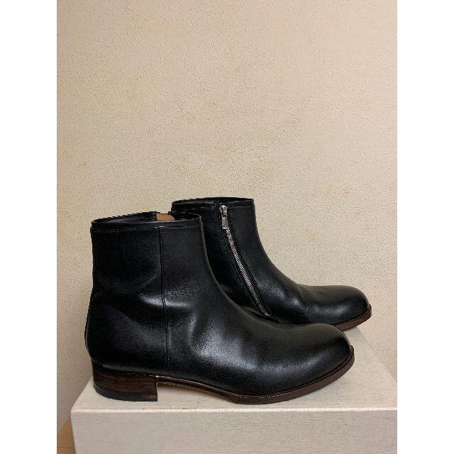 専用 forme SIDE ZIP BOOT CALF BLACK メンズの靴/シューズ(ブーツ)の商品写真