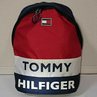 トミーヒルフィガー(TOMMY HILFIGER)のトミーヒルフィガー リュック バックパック 濃紺 TOMMYHILFIGER(リュック/バックパック)