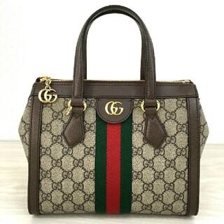 Gucci - グッチ スモールGGオフィディア 2WAYバッグ