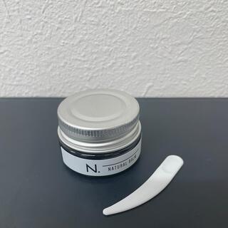 ナプラ(NAPUR)のn.ナチュラルバーム 18g(ヘアワックス/ヘアクリーム)
