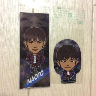 サンダイメジェイソウルブラザーズ(三代目 J Soul Brothers)のEXILE NAOTO 千社札(ミュージシャン)