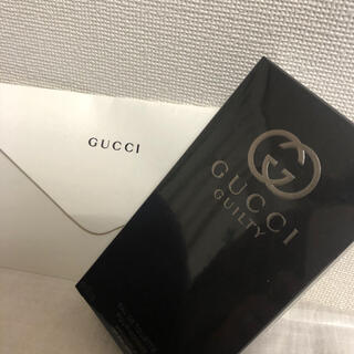 Gucci - GUCCI 香水 ギルティ プールオム オードトワレ