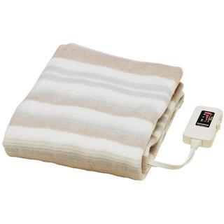 Sugiyama 電気敷き毛布 日本製 洗える ダニ退治 140 R2766