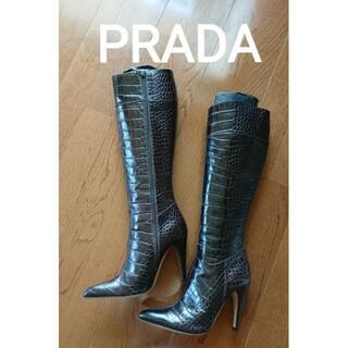 PRADA - プラダ PRADA ブーツ