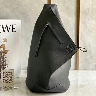 LOEWE - ロエベ LOEWE バッグ メンズ バックパック ブラック