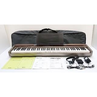 カシオ(CASIO)のCASIO 電子ピアノ Privia シルバー PX-100(電子ピアノ)