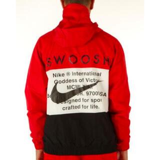 NIKE - XL ナイキ スウッシュ ウーブン ジャケット フーディロンTシャツパンツ