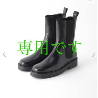 DEUXIEME CLASSE - 新品 ★ドゥーズィエムクラス staud サイドゴア ブーツ 36  スタウド