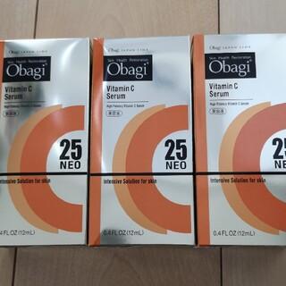 オバジ(Obagi)のオバジC25 3個セット+おまけ付き(美容液)