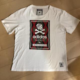 NEIGHBORHOOD - adidas × neighborhood Tシャツ
