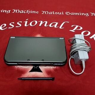 ニンテンドー3DS(ニンテンドー3DS)のnew  3DS LL  本体(携帯用ゲーム機本体)