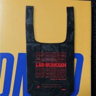 ラッドミュージシャン(LAD MUSICIAN)のMEN'S NON-NO メンズノンノ 12月号 付録 エコバッグ(ファッション)