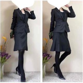 CLEAR IMPRESSION - 美品!クリアインプレッション 洗える!スタイル美人 スーツ サイズ2 黒