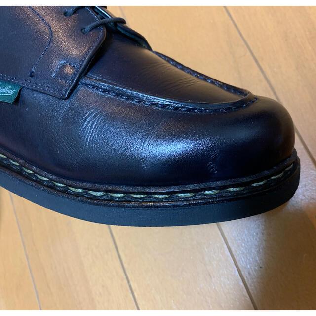 Paraboot(パラブーツ)の[frk様]Paraboot パラブーツ シャンボード 6h ノワール メンズの靴/シューズ(ブーツ)の商品写真