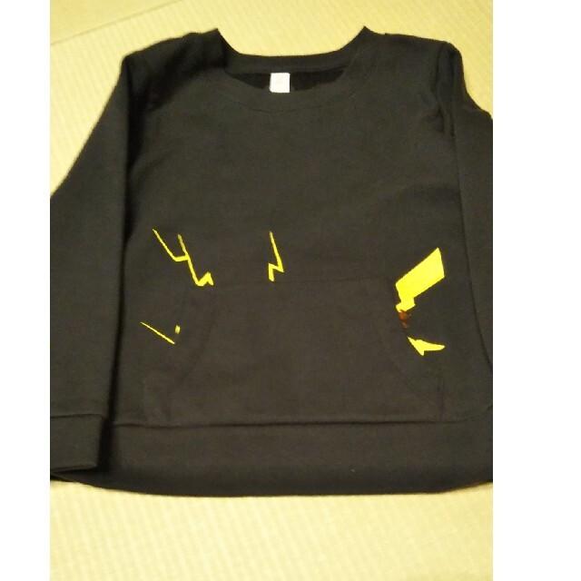 Design Tshirts Store graniph(グラニフ)のグラニフ ポケモン 長袖 キッズ/ベビー/マタニティのキッズ服男の子用(90cm~)(Tシャツ/カットソー)の商品写真