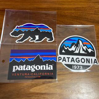パタゴニア(patagonia)のパタゴニア ステッカー 正規品(ステッカー)