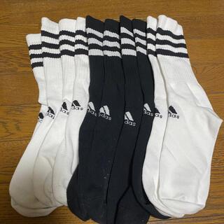 アディダス(adidas)のadidas ソックス 靴下 5足セット!!バスケットボール(バスケットボール)