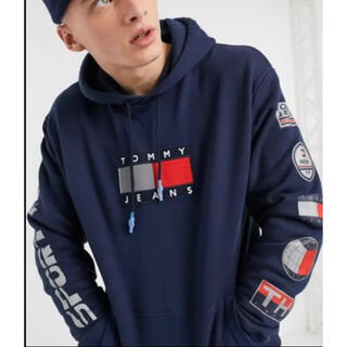 TOMMY HILFIGER - TommyJeanssport tech hoodie 新品未使用