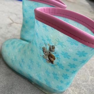 アナと雪の女王 - 長靴 キッズ アナ雪 17センチ