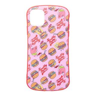 ジーユー(GU)の◆ GU スポンジボブ モバイルケース ピンク パープル(iPhoneケース)