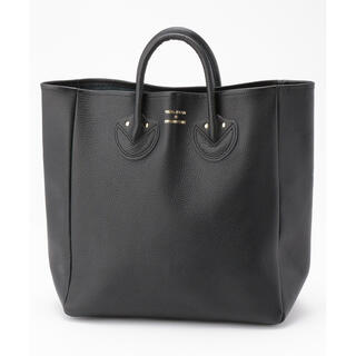 IENA - 【YOUNG&OLSEN】EMBOSSED LEATHER TOTE M2