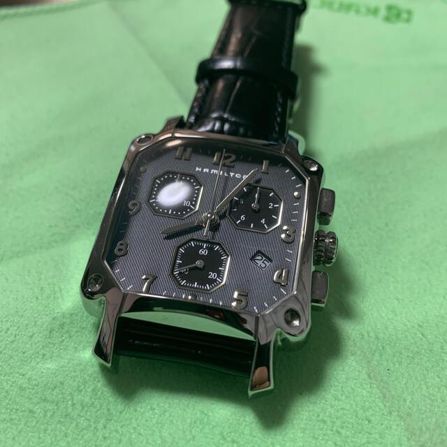 Hamilton(ハミルトン)のハミルトン 腕時計 HAMILTON ロイド クロノグラフ メンズの時計(腕時計(アナログ))の商品写真