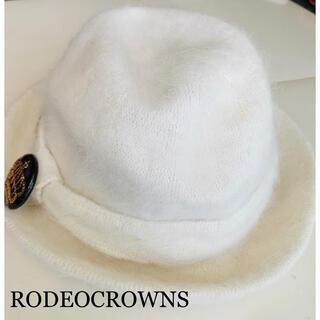 ロデオクラウンズ(RODEO CROWNS)の新品★ロデオクラウンズ ★ハット★帽子(ハット)